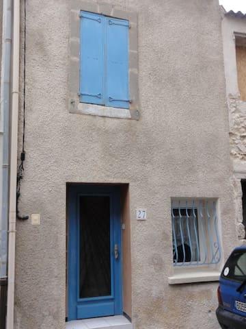 maison  Lespignan entre Béziers et Narbonne - Lespignan - Hus