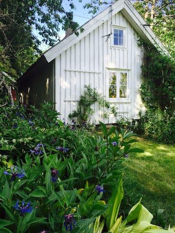 Sommerhuset på Brunstad - Stokke - Kulübe