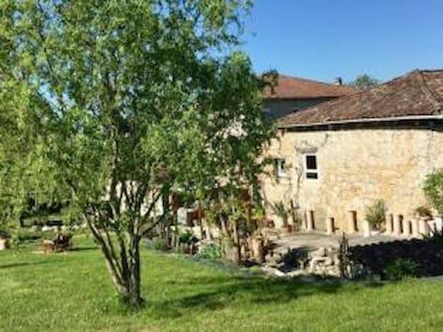 Jolie dépendance sur jardin - Saint-Jean-de-Thurac - Alojamento ecológico