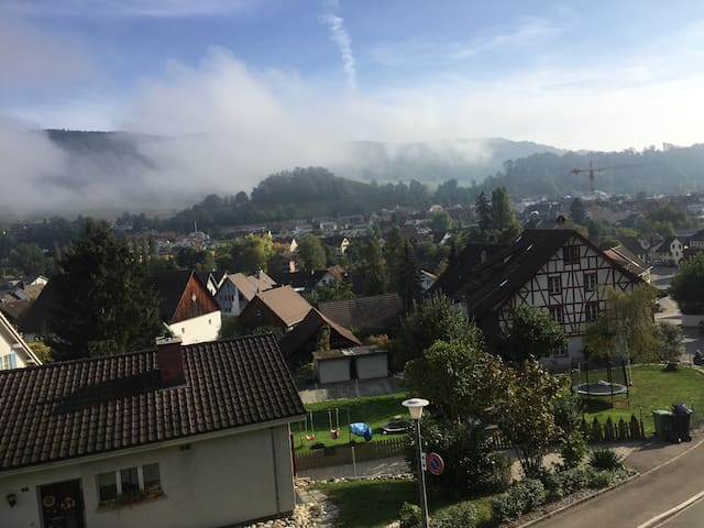 Single Night Stay for Zurich Airport Travellers - Rorbas - Huis