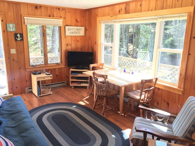Lakeside Cottage - Boothbay Harbor - Departamento
