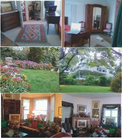 Cozy Private Room with Tons of Privacy... - Yonkers - Bed & Breakfast