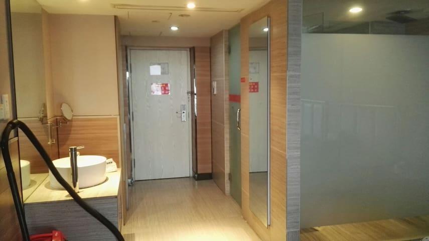 湘潭市万达广场附近酒店式公寓短.长租均可 - 湘潭市
