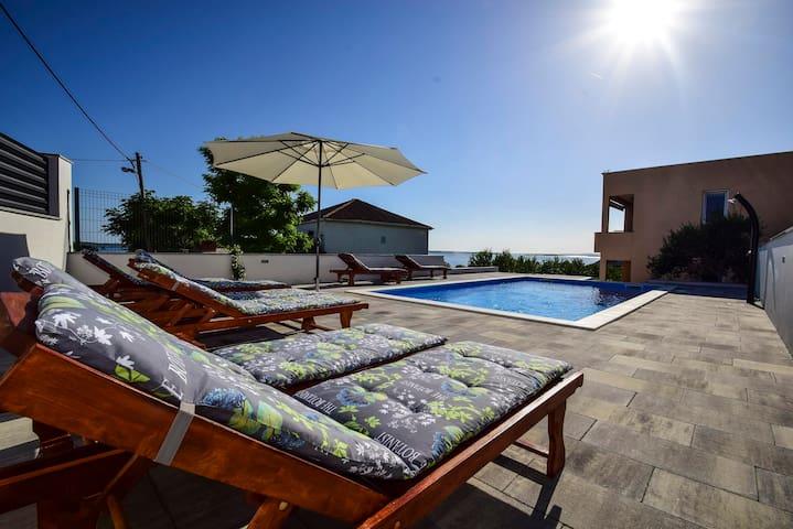 Apartments Jidra / One bedroom A4 - Rtina - Apartment