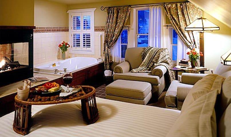 Lake Pointe Inn Bed & Breakfast Sang Run Room - McHenry - Apartemen