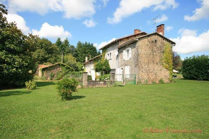 Le Petite maison Cabaniers - Piégut-Pluviers