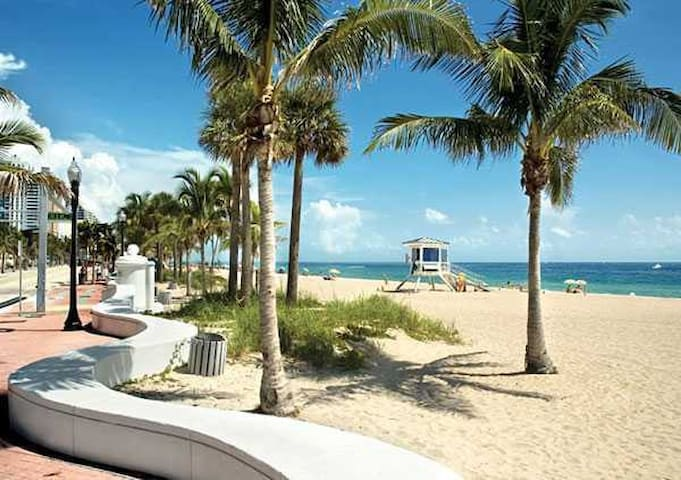 Studio on the Sand - Fort Lauderdale - Apartmen
