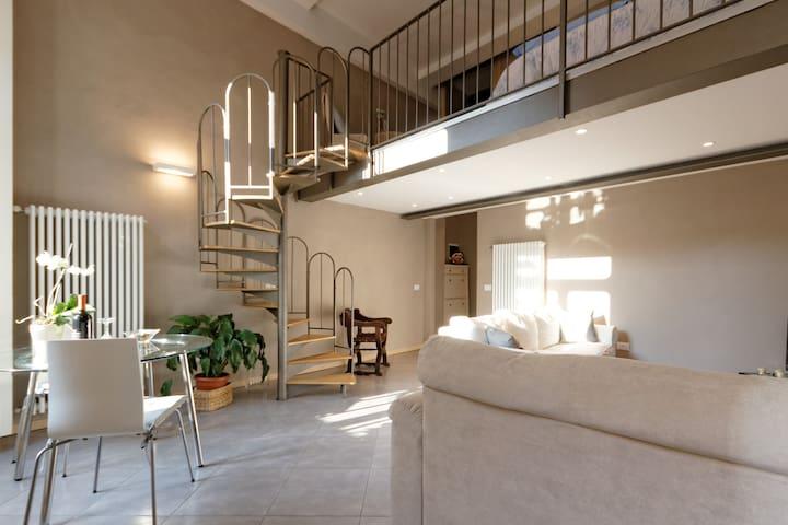 Posizione centralissima, FAST WI-FI - Biella - Квартира