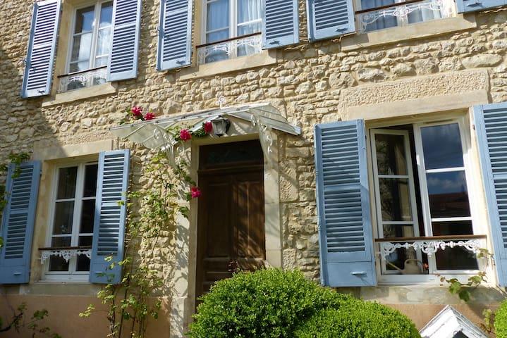 Maison de charme, coeur du vignoble - Ville-Dommange - 단독주택