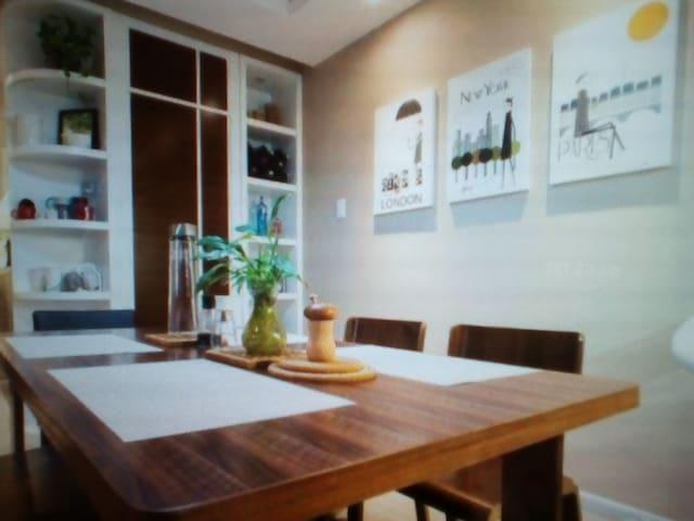 台中雅緻高樓景觀2房 - Xitunin alue - Huoneisto