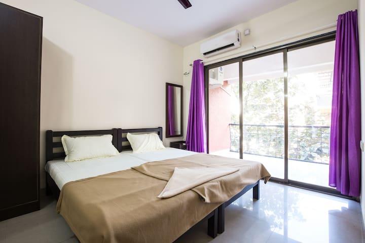 Luxurious 2BHK Homestay For All at Ribandar 203 - Ribandar