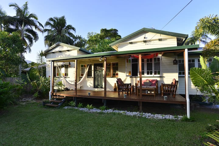 Tropical Queenslander - Mossman - Huis