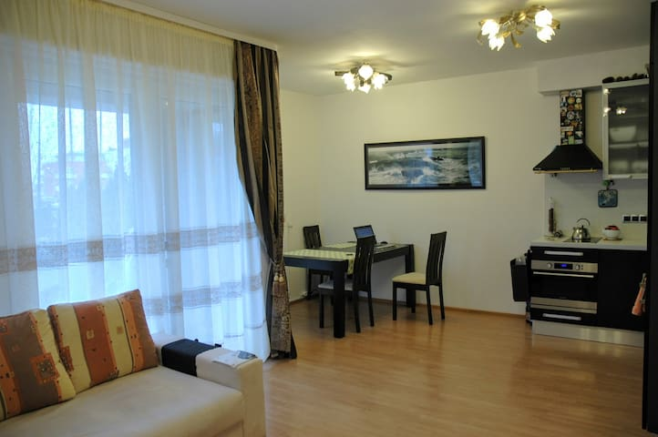 Beauty place with a private garden - Prag - Daire