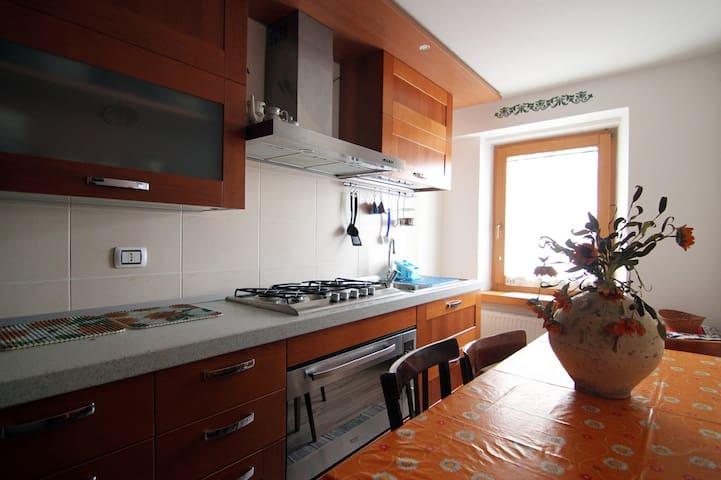 Romantica vacanza nelle Dolomiti - Padola - Apartemen