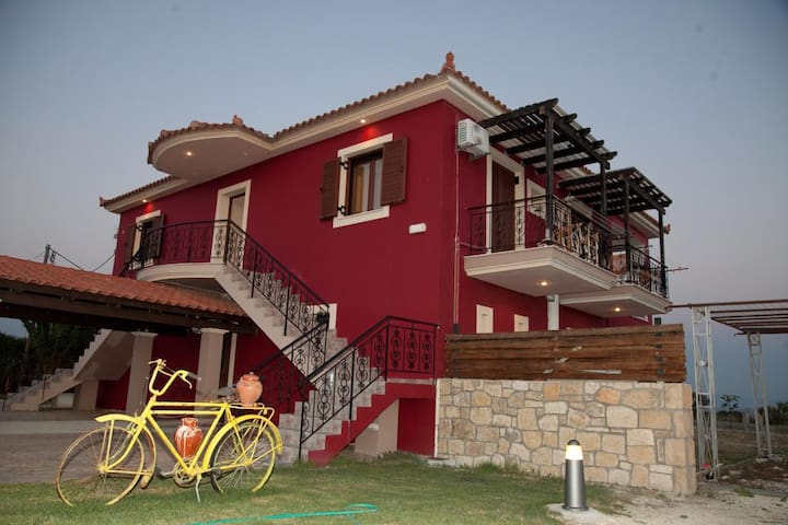 ILASIS Studios Lixouri - Lixouri - Apto. en complejo residencial