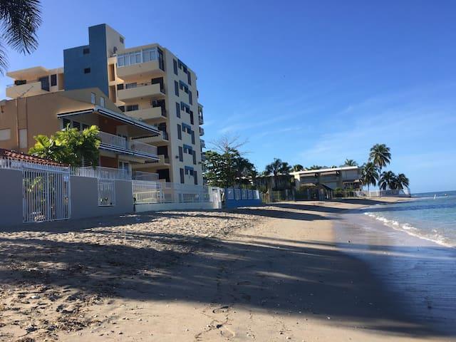Cozy beachfront apartment!! - Cabo Rojo