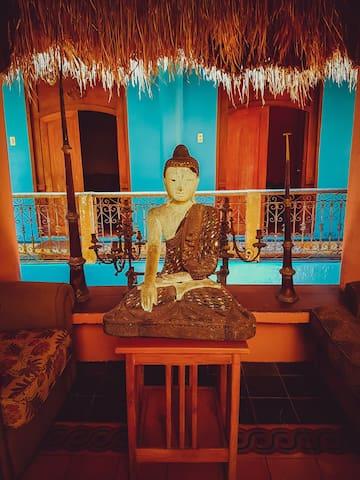 Bali Inspired Private Home - Majayjay - Villa