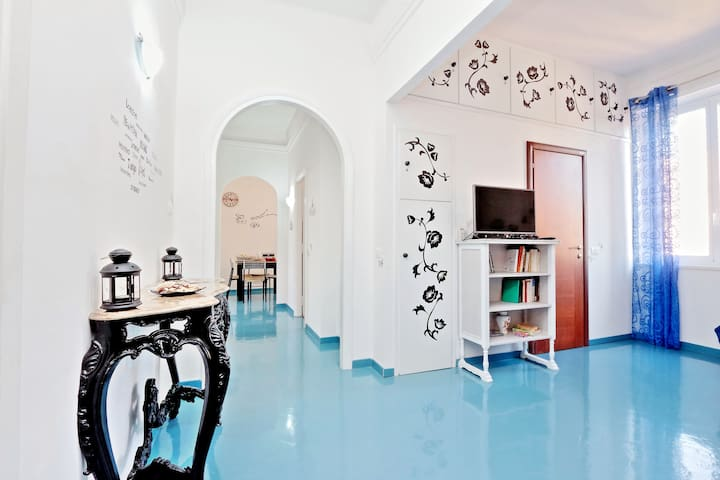 Casa Flora : central and panoramic - Rome - Appartement en résidence
