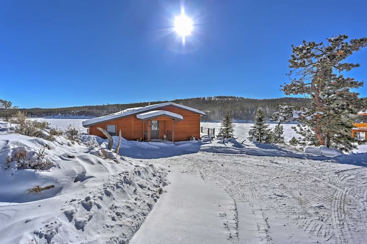 Lakeside 2BR Winter Retreat in Red Feather Lakes - Red Feather Lakes