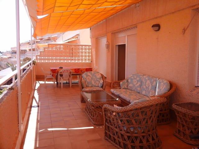 Urbanova Beach am Mittelmeer (Alicante) - Urbanova - Appartement en résidence