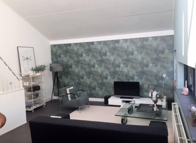 Apartment with roofterrace close to center Utrecht - Utrecht - Casa