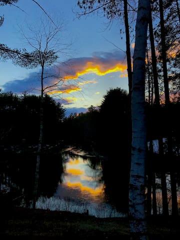 Smokey Pines Camp - Epsom - Casa de campo