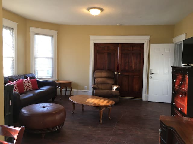 Excellent apt in the heart of downtown New Britain - New Britain - Appartement