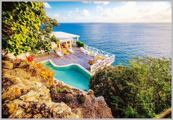 VILLA DOLCEVITA 7BR-pool&SPA&view by KlabHouse - Saint Paul - Villa