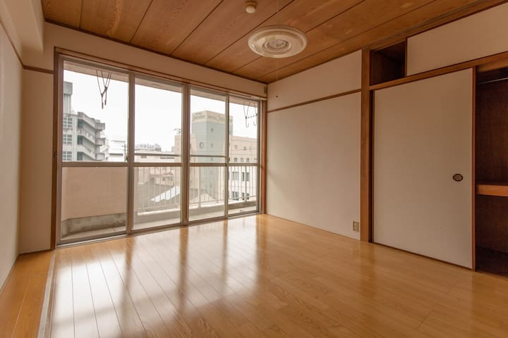 Global Eisyo -3minutes' walk from Isahaya Station - Isahaya-shi - Apartamento