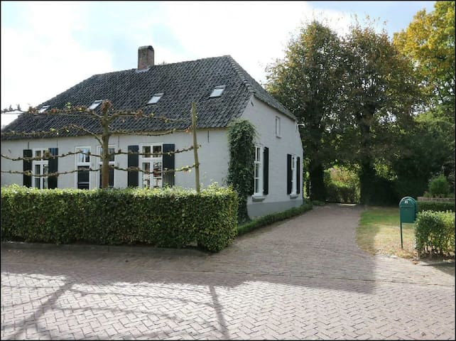 Logeren in B&B De Stokhoek, Sint Michielsgestel - Sint-Michielsgestel - Bed & Breakfast