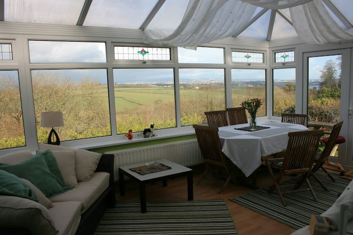 Belvedere, Antony - Cornouailles - Bed & Breakfast