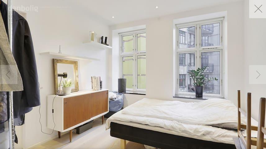 Private room in the heart of Copenhagen, Vesterbro - Copenhagen