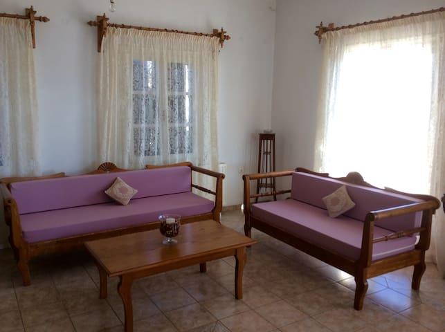 ASPRI HOUSE - Patmos