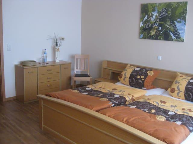Urlaub auf dem Winzerhof - Monzingen - Apartamento