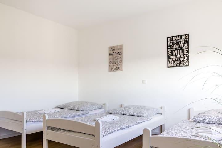 BK01 Apartamento para vacaciones en Bruchköbel 1 - Bruchköbel