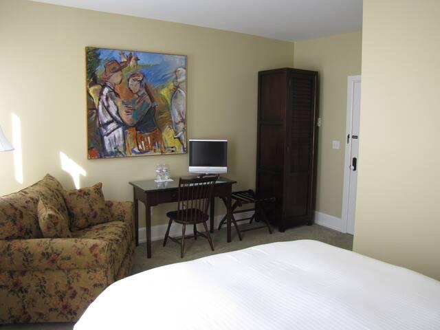 Landis Room at Tawsty Flower B&B - Lewisburg - Bed & Breakfast