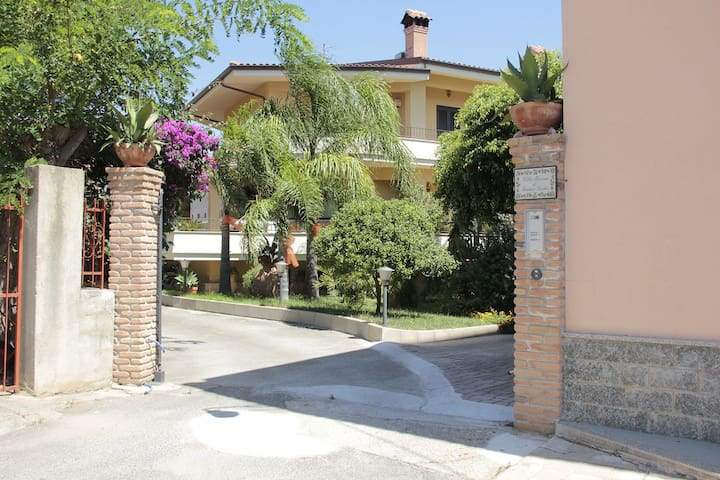 B&B VillaMarina di Fondaco Vecchio - Bovalino