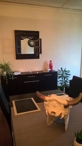 Appartement 1 chambre 4 places à 15min de la gare - Metz - Appartement