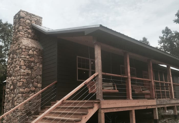 OXFORD, MS cabin, perfect family getaway! - Lafayette County - Cabaña