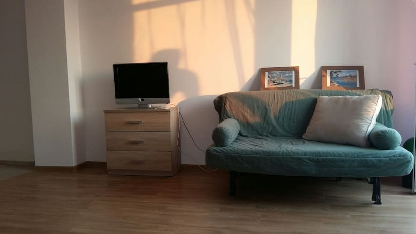 Lovely 2 rooms apart near the sea - Eforie Nord - Apartamento