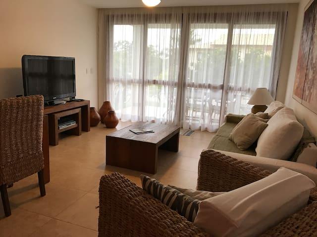 Apto confortavel na Reserva Imbassai - Mata de São João
