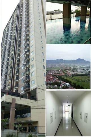 Apartment Strategis Kota Bandung-Soekarno Hatta ST - Cinambo - Appartement