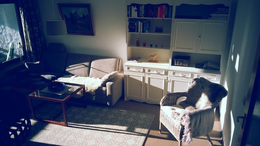 Wohnung inmitten der Alpen - Bad Hindelang - 公寓