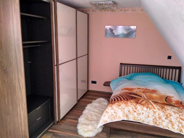 1-Zimmer mit Dusche/WC in Messenähe - Nürnberg - Bed & Breakfast