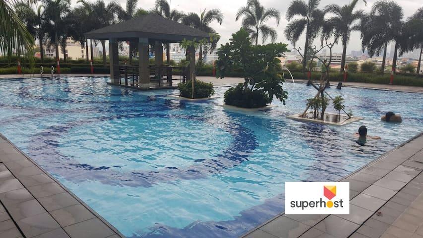 Sun Staycation - Quezon City - Kondominium