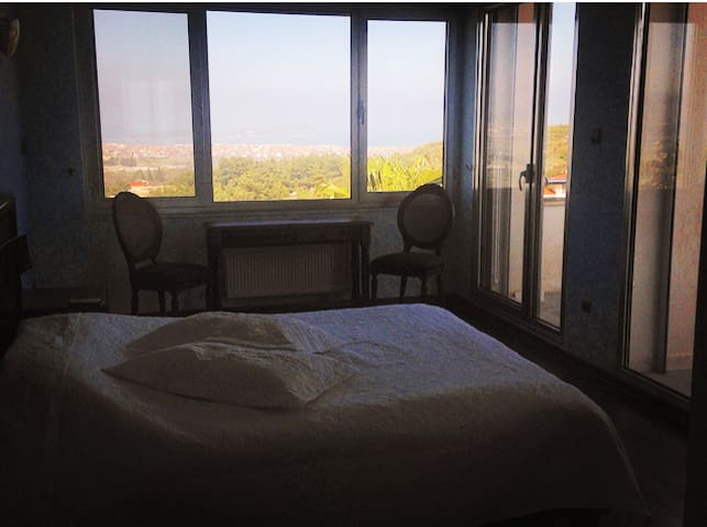 deniz manzaralı oda - Urla - Bed & Breakfast
