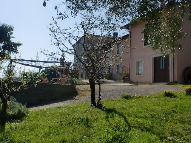 Angolo della Toscana / Beautiful corner in Tuscany - Fibbialla - Ev