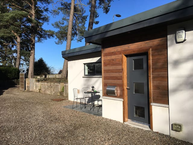 Between FairCity and Kinnoull woods - Perth - Departamento