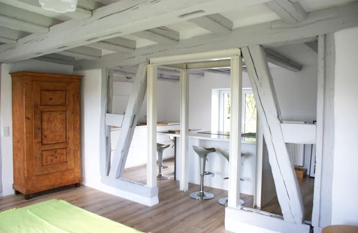 Stylisches Hofanwesen - Murrhardt - Leilighet