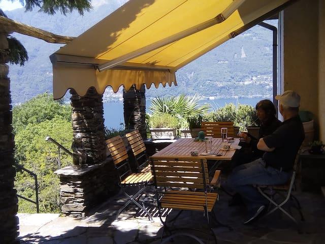 Margot - House for 7 people - Tronzano Lago Maggiore - Villa